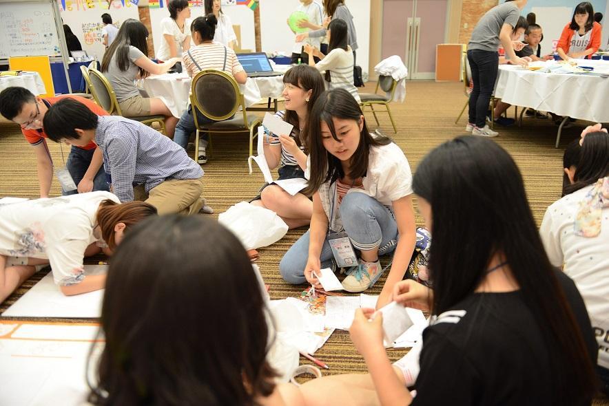 第21回日韓高校生交流キャンプ